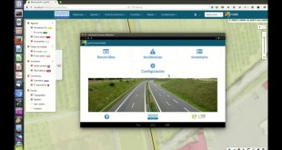 gvSIG Roads: Creación de incidencias en dispositivo móvil