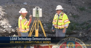 LiDAR puts surveying on the map