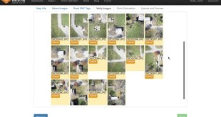 Maps Made Easy – Aerial Imagery Stitching