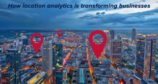 Panel discussion on how location analytics is transforming businesses