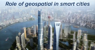Panel discussion on role of geospatial in smart cities