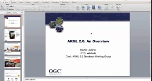 UNIGIS u_lecture series: Augmented Reality ML 2.0 – An Introduction by Dr. Martin Lechner