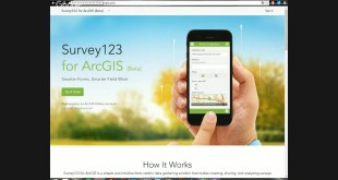 Crear apps nativas con: AppStudio & Survey123