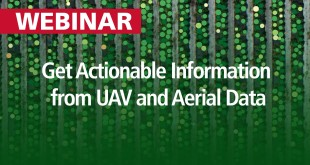 Get Actionable Information from UAV and Aerial Data | Webinar
