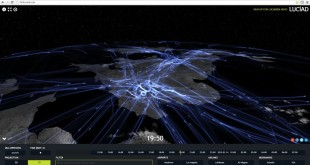 Go beyond traditional JavaScript APIs and enable 4D geospatial visual analytics