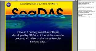SeaDAS: Enabling the Study of our Planet from Space