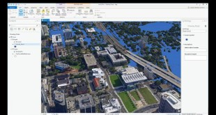 Transform Aerial Photographs into Realistic 3D City Models for Use in ArcGIS Pro