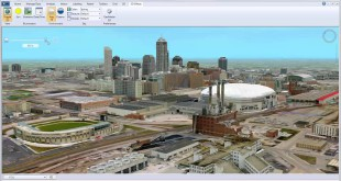 Using Environmental Effects for Realistic 3D Visualizations in GeoMedia 3D
