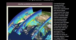 Air pollution remote sensing