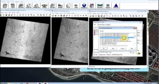 Destriping Landsat SLC Off Image