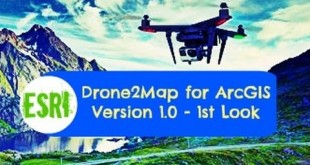 Drone2Map for ArcGIS Version 1.0 – 1st Look