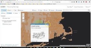 How to Create and Add Data to a Web Map with Map Notes
