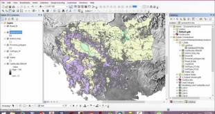 Suitability Analysis on Rubber Crop