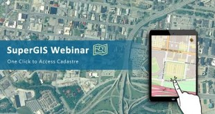 SuperGIS Webinar – One Click to Access Cadastre
