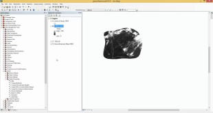 ArcGIS: Clipping the area of study from the georeferenced aerial photograph