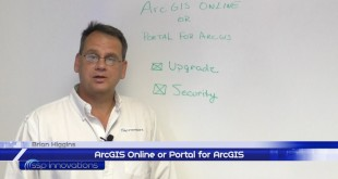 ArcGIS Online OR Portal for ArcGIS