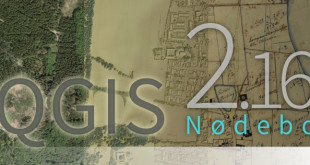 Download QGIS 2.16 |QGIS 2.16 Nødebo released