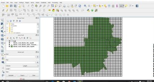 How to create grid polygon in QGIS 2.16