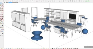 Presetting for high Quality Image Rendering in Sketchup Using V-Ray 2016