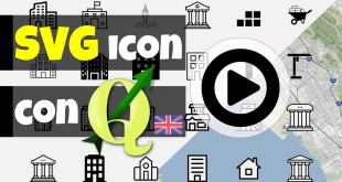 QGis 2.14: use SVG icons
