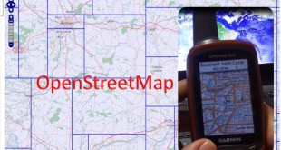 Download maps from OpenStreetMap and upload to Garmin GPS