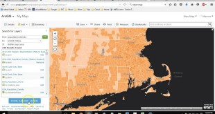 How to Create and Share a Basic ESRI Web Map