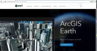 How to download and install ArcGis Earth
