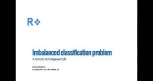 Imbalanced classification problem: A remote sensing example