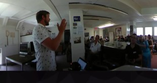 Making Maps on the Internet, 360-Degree Video
