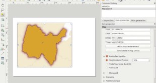QGIS Mask plugin demo