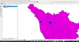 Style by GEOMETRY GENERATOR (geoprocessing by style) in QGIS