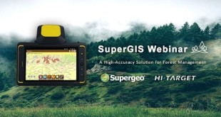 SuperGIS Webinar – A High Accuracy Solution for Forest Management