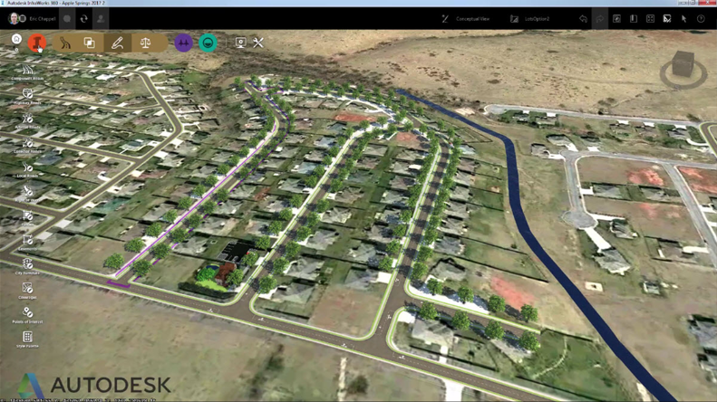 What's new in InfraWorks 360