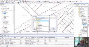 ArcGIS Desktop ParcelFabric (Importing Control Points)