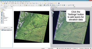 Fridays of QGIS: Visualize your DEM and imagery layers in 3D