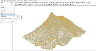 Make 3D with ArcGis 10.2