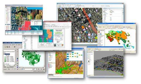 ArcGIS Desktop For Spatial Analysis