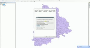 ArcGIS 10.2 – Reroject problem – Alternative method for reprojecting Shapefile