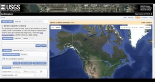 Download Satellite imagery data of LANDSAT Earthexplorer (Ar)