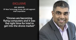 Drones are becoming flying computers & it was the right time for Intel to get into the drone market