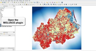 Fridays of QGIS: How to model and predict land cover change