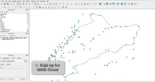 Fridays of QGIS: Publish your maps to the cloud in just 5 steps