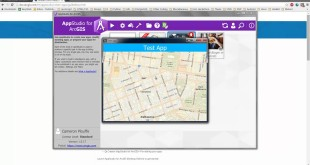 Getting started with AppStudio for ArcGIS