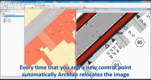 How-to Georeference and publish an image using ArcGIS