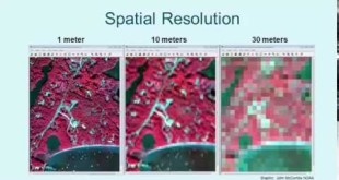 iGETT Concept Module: Imagery Resolution and Landsat Basics