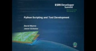 Python Scripting and Tool Development