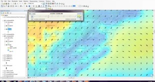 Windspeed ArcGIS Demo