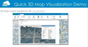 3D in GIS Cloud Early Preview – Webinar Recording