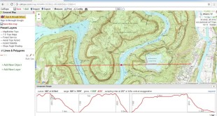 This video shows how to download topographic maps from Caltopo website in PDF format.