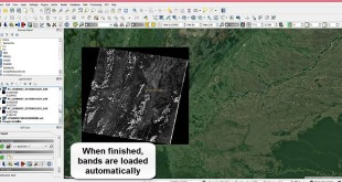 Fridays of QGIS: Preprocessing images with the SCP plugin